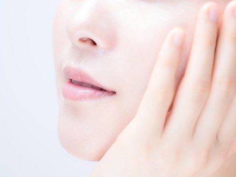 頬のしずく型毛穴 解消